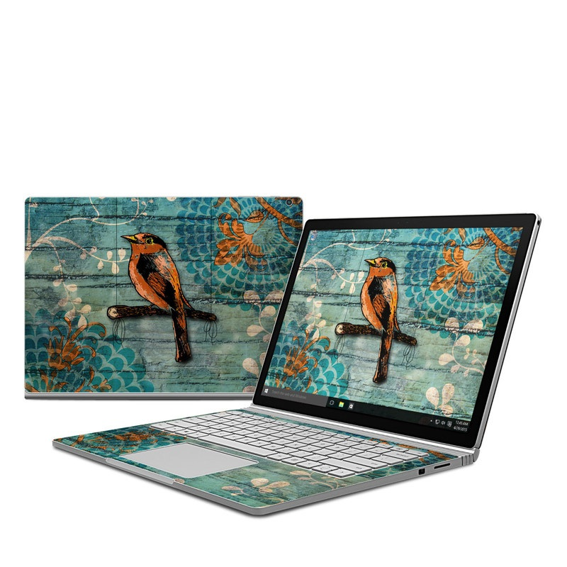 Morning Harmony Microsoft Surface Book Skin