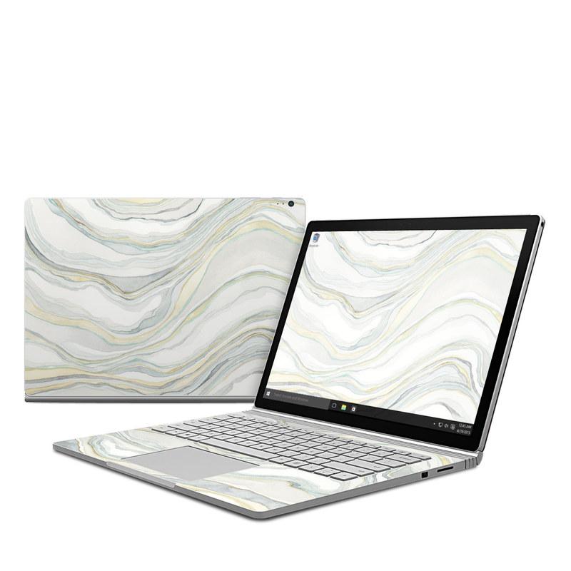 Sandstone Microsoft Surface Book Skin