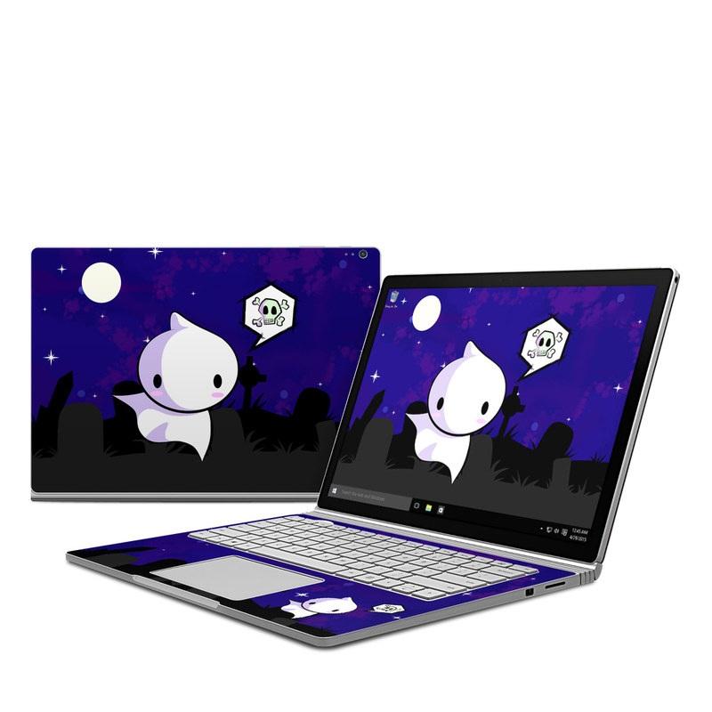 Spectre Microsoft Surface Book Skin