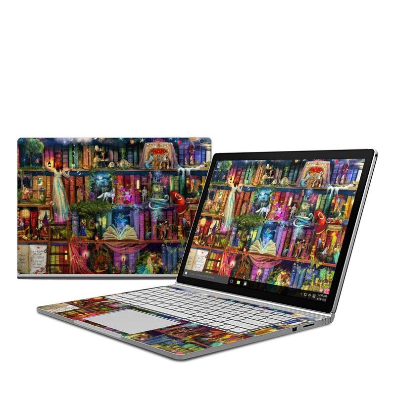 Treasure Hunt Microsoft Surface Book 1 Skin