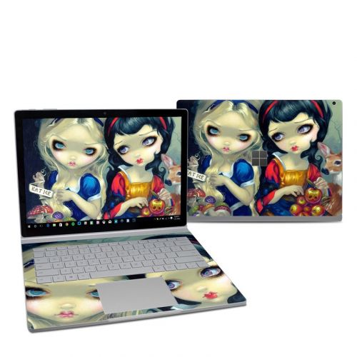 Alice & Snow White Microsoft Surface Book 2 13.5-inch i5 Skin