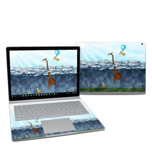 Above The Clouds Microsoft Surface Book 2 13.5-inch i5 Skin