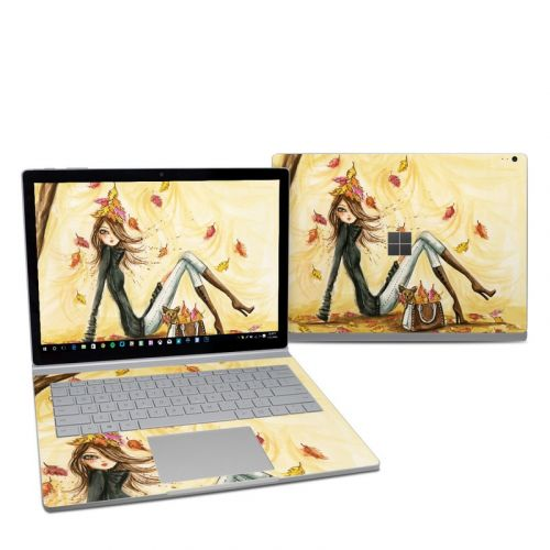 Autumn Leaves Microsoft Surface Book 2 13.5-inch i5 Skin
