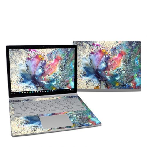 Cosmic Flower Microsoft Surface Book 2 13.5-inch Skin