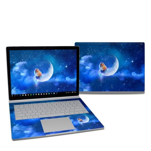 Moon Fox Microsoft Surface Book 2 13.5-inch Skin