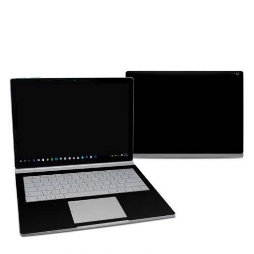 Solid State Black Microsoft Surface Book 2 13.5-inch i5 Skin