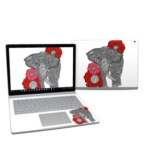 The Elephant Microsoft Surface Book 2 13.5-inch i5 Skin