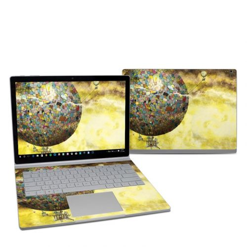 Up Up and Away Microsoft Surface Book 2 13.5-inch i5 Skin