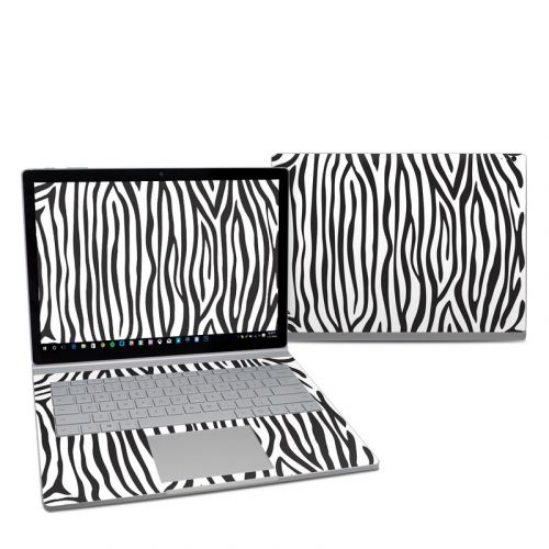 Zebra Stripes Microsoft Surface Book 2 13.5-inch i5 Skin