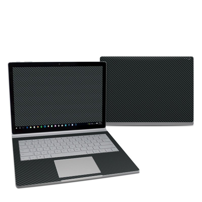 Carbon Microsoft Surface Book 2 13.5-inch i5 Skin