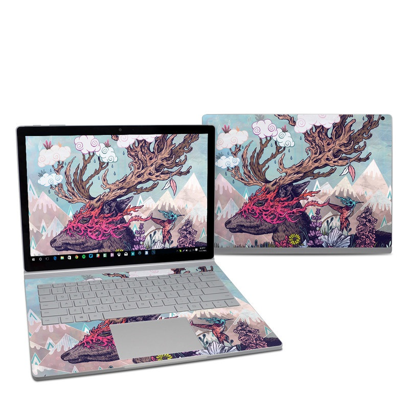 Deer Spirit Microsoft Surface Book 2 13.5-inch i5 Skin