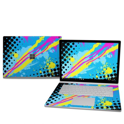 Acid Microsoft Surface Book 2 15-inch Skin
