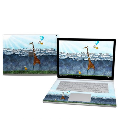 Above The Clouds Microsoft Surface Book 2 15-inch Skin