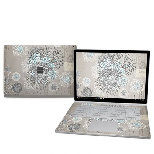 Christmas In Paris Microsoft Surface Book 2 15-inch Skin