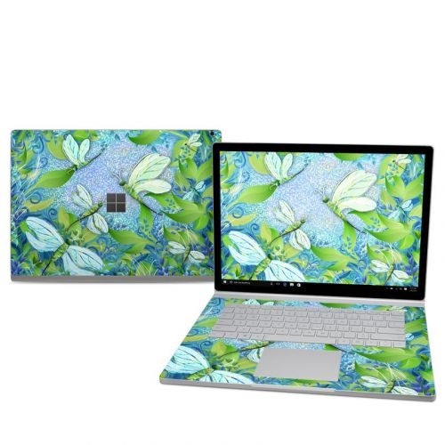 Dragonfly Fantasy Microsoft Surface Book 2 15-inch Skin