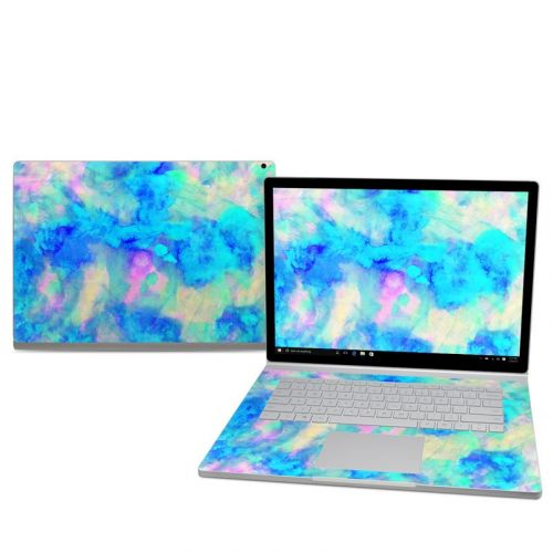 Electrify Ice Blue Microsoft Surface Book 2 15-inch Skin
