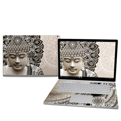 Meditation Mehndi Microsoft Surface Book 2 15-inch Skin