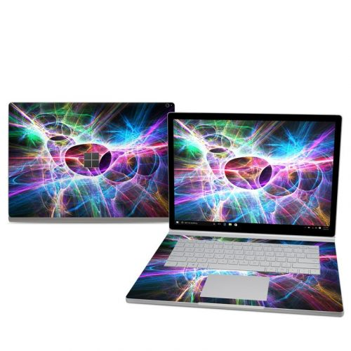 Static Discharge Microsoft Surface Book 2 15-inch Skin