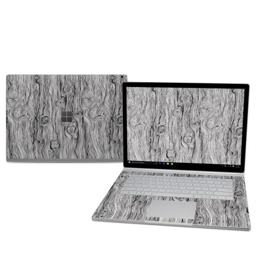 Woodgrain Microsoft Surface Book 2 15-inch Skin