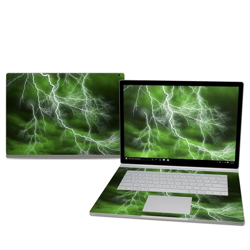 Apocalypse Green Microsoft Surface Book 2 15-inch Skin