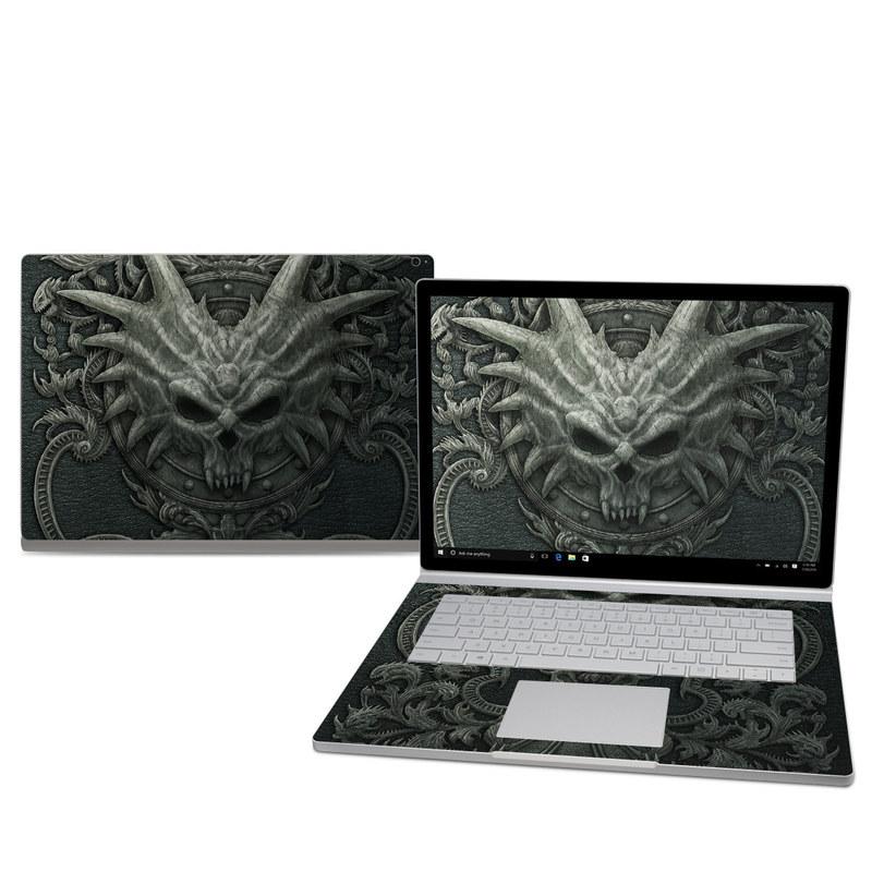 Black Book Microsoft Surface Book 2 15-inch Skin