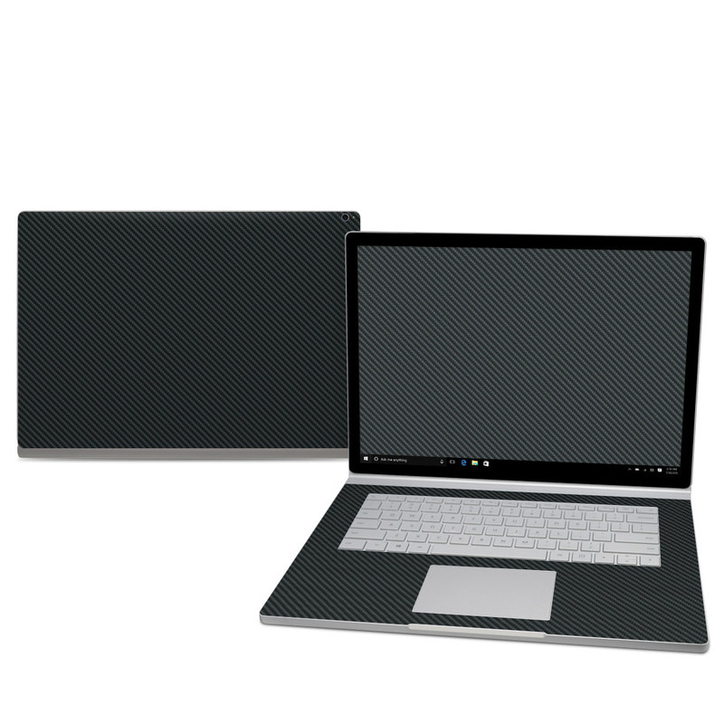 Carbon Microsoft Surface Book 2 15-inch Skin