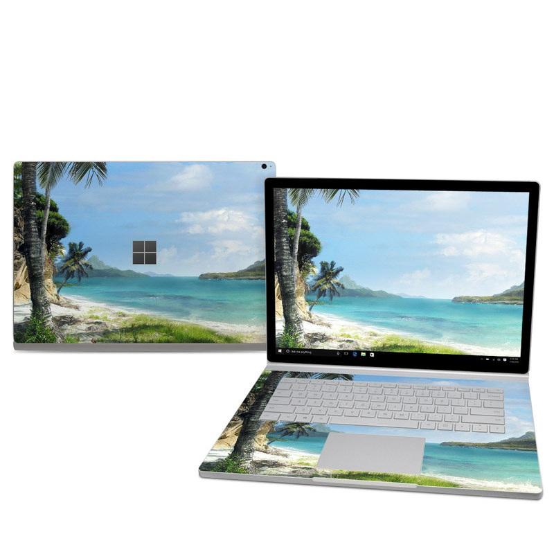 El Paradiso Microsoft Surface Book 2 15-inch Skin