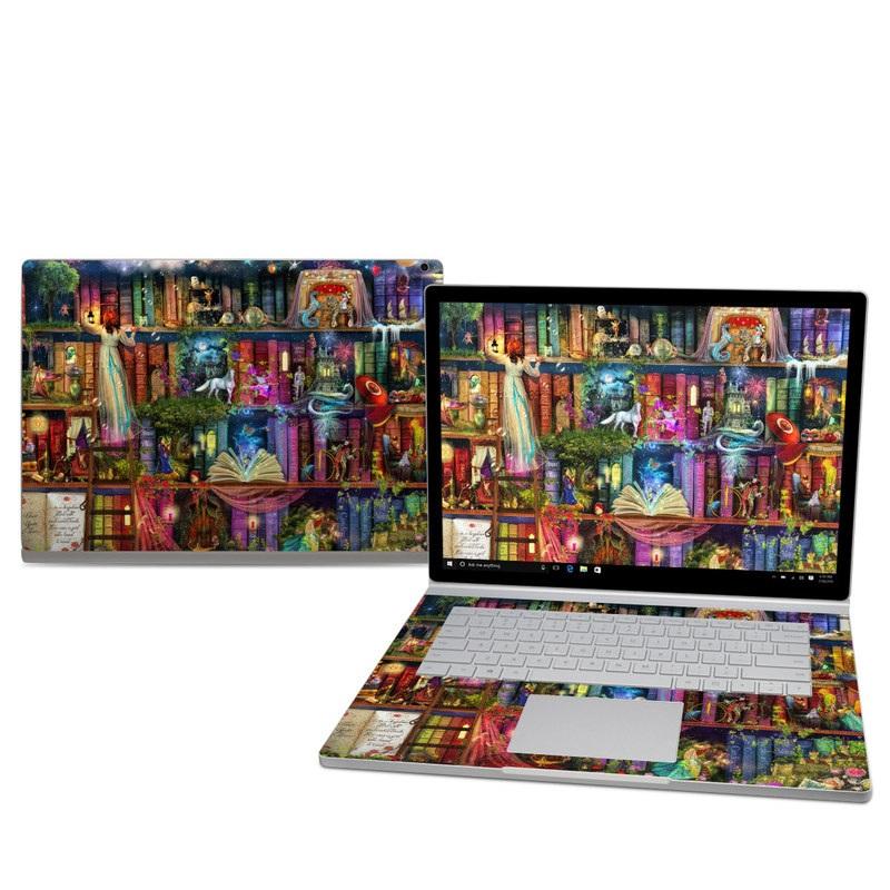Treasure Hunt Microsoft Surface Book 2 15-inch Skin