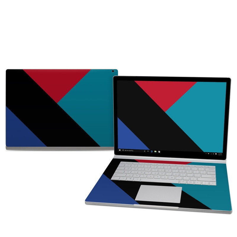 Unravel Microsoft Surface Book 2 15-inch Skin