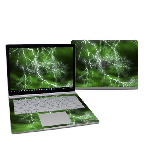 Apocalypse Green Microsoft Surface Book 2 13.5-inch i7 Skin