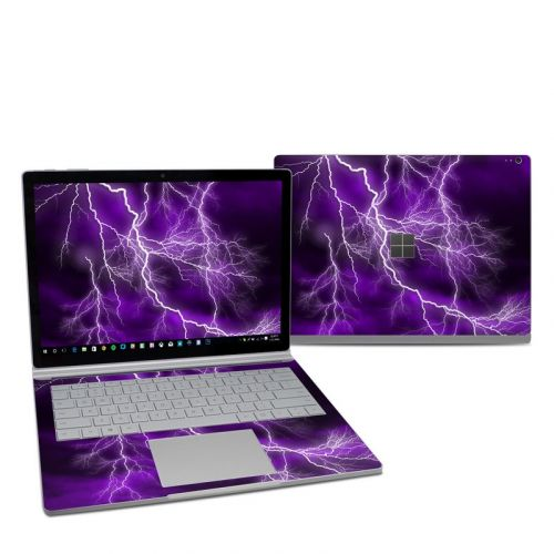 Apocalypse Violet Microsoft Surface Book 2 13.5-inch i7 Skin