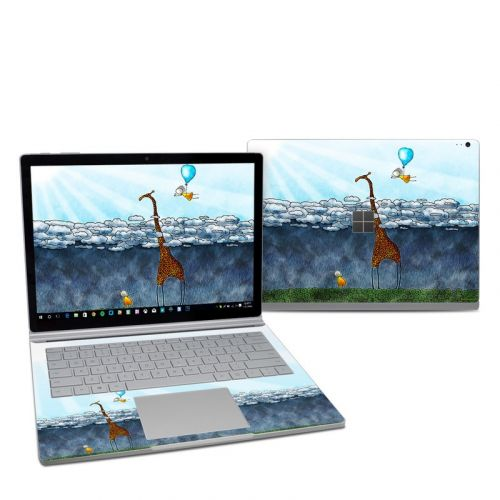 Above The Clouds Microsoft Surface Book 2 13.5-inch i7 Skin