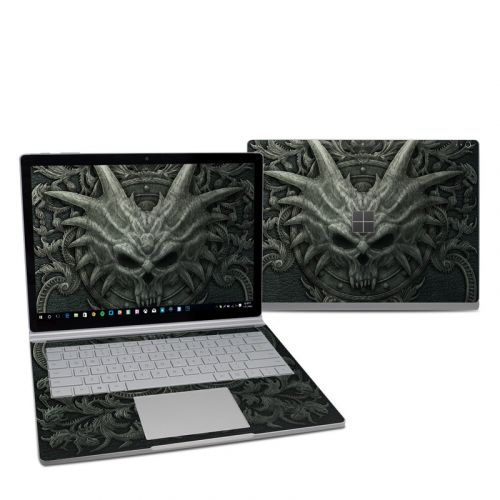 Black Book Microsoft Surface Book 2 13.5-inch i7 Skin
