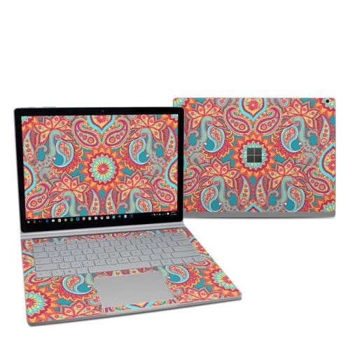 Carnival Paisley Microsoft Surface Book 2 13.5-inch i7 Skin