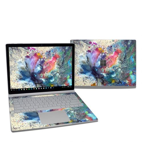Cosmic Flower Microsoft Surface Book 2 13.5-inch i7 Skin