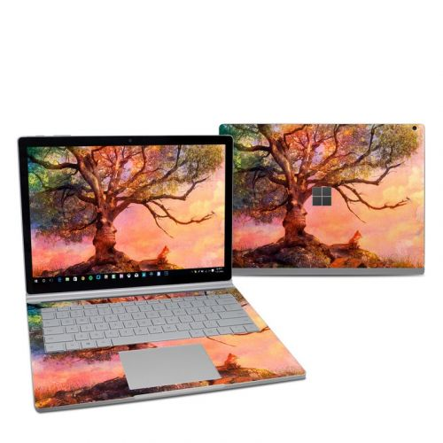 Fox Sunset Microsoft Surface Book 2 13.5-inch i7 Skin