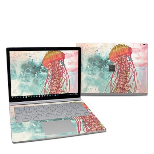 Jellyfish Microsoft Surface Book 2 13.5-inch i7 Skin