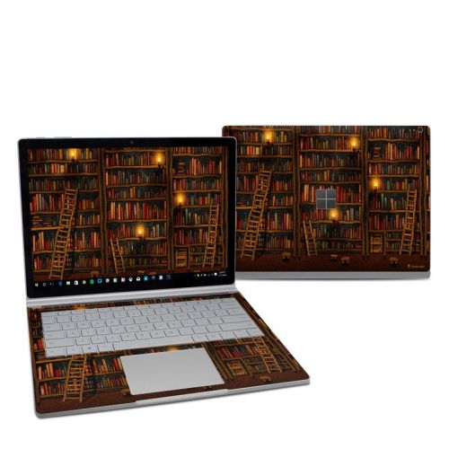 Library Microsoft Surface Book 2 13.5-inch i7 Skin