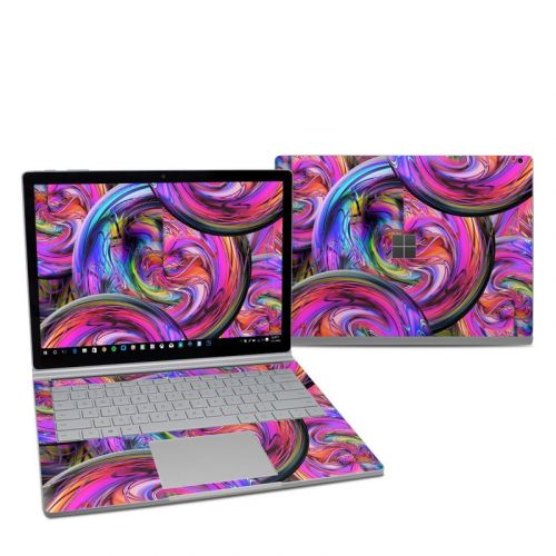 Marbles Microsoft Surface Book 2 13.5-inch i7 Skin