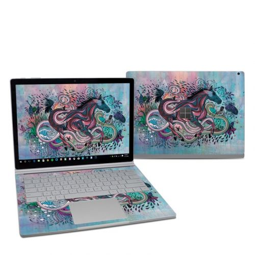 Poetry in Motion Microsoft Surface Book 2 13.5-inch i7 Skin