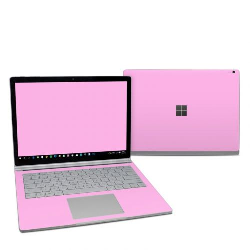 Solid State Pink Microsoft Surface Book 2 13.5-inch i7 Skin