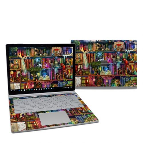 Treasure Hunt Microsoft Surface Book 2 13.5-inch i7 Skin
