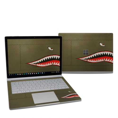 USAF Shark Microsoft Surface Book 2 13.5-inch i7 Skin