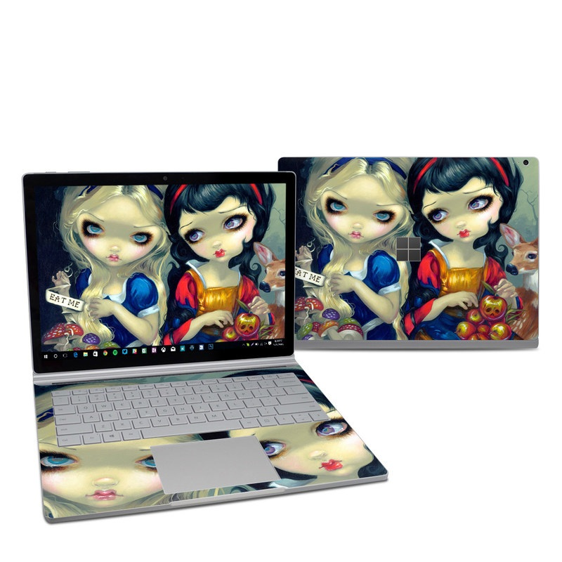 Alice & Snow White Microsoft Surface Book 2 13.5-inch i7 Skin