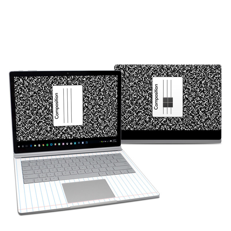 Composition Notebook Microsoft Surface Book 2 13.5-inch i7 Skin
