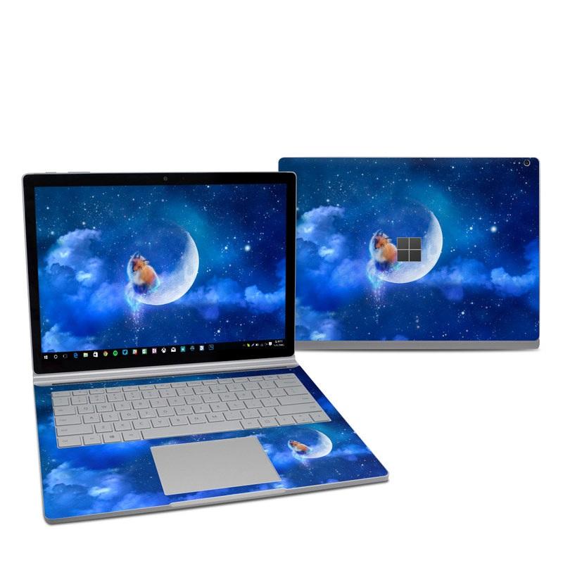 Moon Fox Microsoft Surface Book 2 13.5-inch i7 Skin
