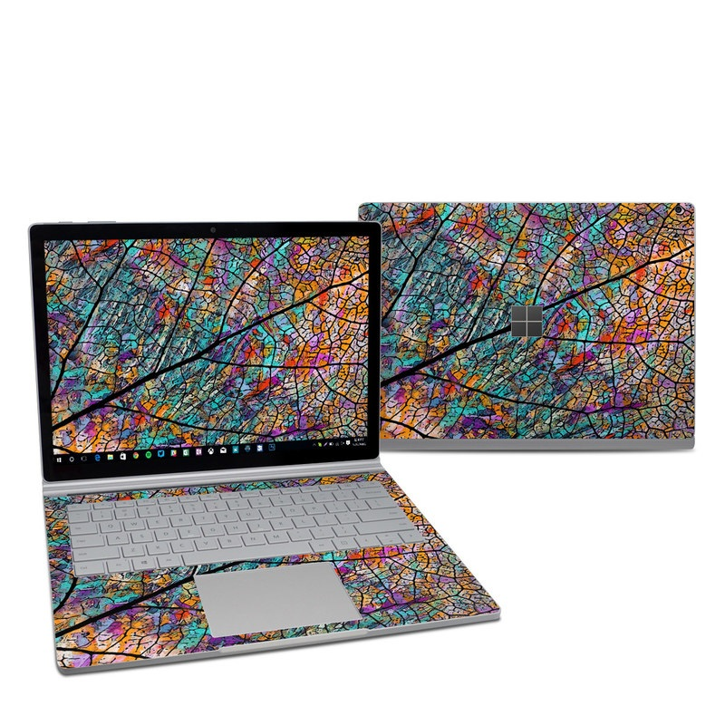 Stained Aspen Microsoft Surface Book 2 13.5-inch i7 Skin