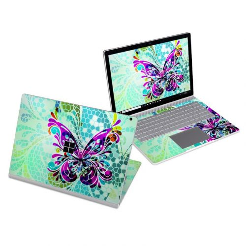 Butterfly Glass Microsoft Surface Book 3 13.5-inch i5 Skin