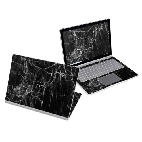 Black Marble Microsoft Surface Book 3 13.5-inch i5 Skin