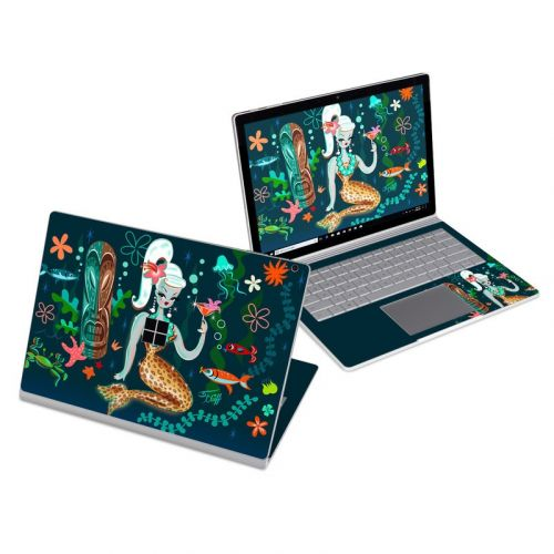 Martini Mermaid Microsoft Surface Book 3 13.5-inch i5 Skin